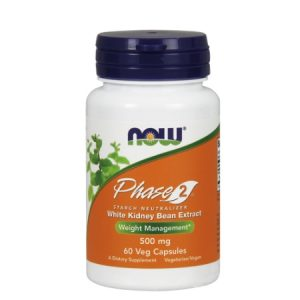 Now Foods Phase 2 500mg 60 vcpas