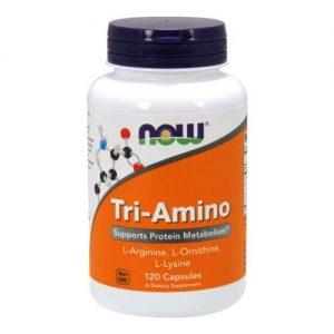 Now Foods Tri-Amino 120caps