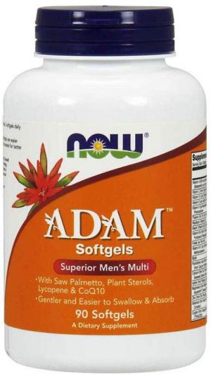 Now Foods Adam Multi-Vitamin For Men 90 softgels