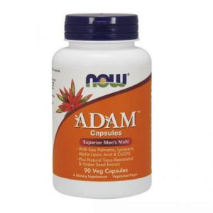 Now Foods Adam Multi-Vitamin For Men 90 vegcaps